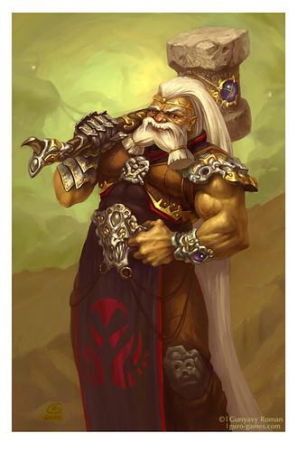 Король гномов | the KING of DWARVES