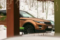 Range Rover Evoque (Luky Rych) Tags: range rover evoque 4x4 snow car automotive winter 50mm worldcars