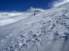 Scialpinismo Rotella - Da Rocca Pia