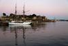 Oslo Harbor at Sunset (groecar) Tags: norway oslo europe akerhus harbors