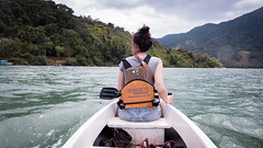Paraty (Charly_Boy) Tags: travel wild brazil southamerica nature water paraty landscape islands rainforest bresil canoe explore mangrove beautitful mamangua