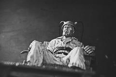 Sin City (RK*Pictures) Tags: blackandwhite classic yellow movie actionfigure justice crime killer cult junior murder violence graphicnovel serialkiller marv sincity brutal thriller deathrow brucewillis frankmiller sadistic neca policeofficer mickeyrourke robertrodriguez electricchair roark thatyellowbastard frankmillerssincity thehardgoodbye neonoir johnhartigan comicseries roarkjunior neonoircrimethriller