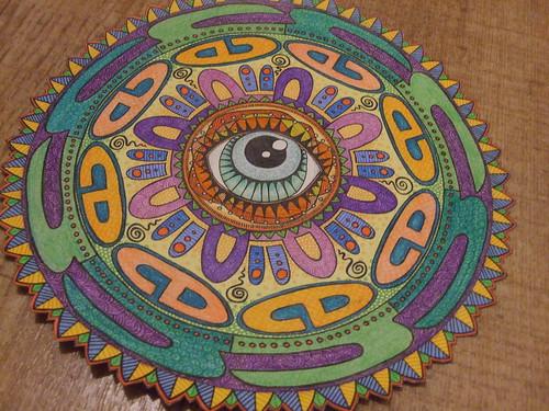 Open Mandala 300 mm diameter
