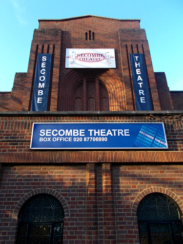 Secombe Theatre,Sutton, Surrey, Greater London 9