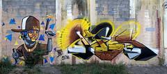 Sainge & Kesma (frankyrun54) Tags: streetart graffiti tag graf graff graffitiart graffitis iledelareunion artdelarue art2rue kesma ledelarunion frankyrun taggrafgraffitisfrankyrun productr sainge graffitisiledelareunion