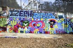 BABY FAT (STILSAYN) Tags: california baby graffiti oakland bay colorful fat kingdom east area the 2015