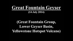 Great Fountain Geyser (14 July 2014) (HD) (James St. John) Tags: fountain great group basin yellowstone wyoming lower geyser greatfountaingeyser