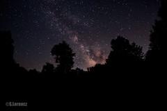 Night Light (Lorencz Photography) Tags: longexposure nightphotography sky ontario canada night canon stars milkyway ontariocanada canon5dmk2 lorenczphotography
