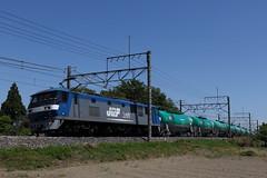 EF210-157 (piero-kun) Tags: japan train jr    ef210 jr ef210157