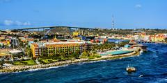 Caribbean celebrity cruise. (ost_jean) Tags: cruise celebrity colors landscape caribbean curaao