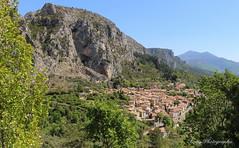 Moustier Sainte Marie (Tinou61) Tags: panorama paca provence paysage randonne alpesdehauteprovence lesplusbeauxvillagesdefrance moustiersaintemarie villageprovenal parcrgionalduverdon