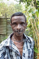 H504_3320 (bandashing) Tags: england man tree dark manchester shrine branch hill sylhet bangladesh socialdocumentary mazar aoa shahjalal bandashing akhtarowaisahmed treecuttingfestival lallalshahjalal