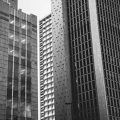 Textured Paths (Raminta Si) Tags: brussels bw abstract art architecture buildings square blackwhite belgium cityscapes eu 1x1