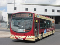 East Yorkshire 347 YX56FHP Hull Interchange on 66 (1280x960) (dearingbuspix) Tags: eastyorkshire 347 gocard eyms yx56fhp