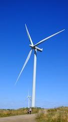 farming the winds 010 (byronv2) Tags: scotland technology glasgow siemens engineering science electricity turbine windturbine windfarm windpower glasgowsciencecentre renewableenergy greenenergy renewables eaglesham powergeneration scottishpower eagleshammoor whiteleewindfarm eastrefrewshire