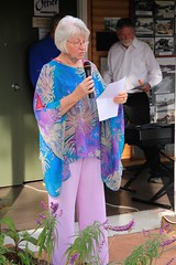 Anne Masters MC (Brown Dog Forster) Tags: australia greatlakes newsouthwales booklaunch tuncurry greatlakesmuseum blackdiamondimages forstertuncurryferry midcoastshire