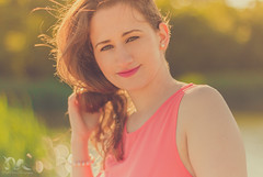 (PinkPetra) Tags: pink portrait woman nature girl smile lady backlight canon vintage outside 50mm evening spring bokeh outdoor shy 7d 3p 2016 portraitphotography portr bokhe portreature pinkpetraphotography horvthpetra