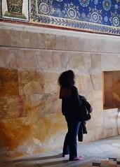 1605_Ravenna_3346_01 (UrBert) Tags: city woman art italia arte roman edificio ruin mosaics romano mausoleum architettura ravenna int mausoleo soffitto mosaici galla placidia