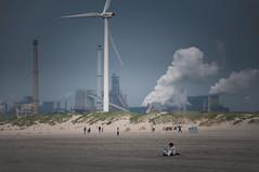 _DSC0020 (arjan de wolff) Tags: summer industry beach netherlands factory nederland wijkaanzee tatasteel