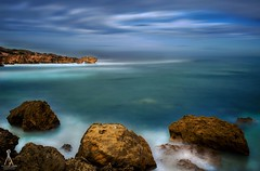 BRIDGEWATER BAY, BLAIRGOWRIE (Laws Photography | www.lawsphotography.com) Tags: ocean longexposure morning sea sky seascape color canon landscape rocks fineart morningtonpeninsula ndfilter daytimelongexposure neutraldensityfilter longshutterexposure canon6d nd10stop lawsphotography vaughanlaws