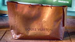 "ATYPICAL UNCLAIMED ""GARBAGE"" BAG (Peter Jung Photography) Tags: vienna austria louisvuitton"