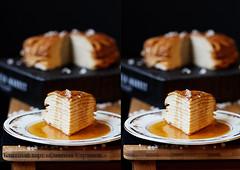 Pancake Cake Salted Caramel (AlenaKogotkova) Tags: food cake dessert sweet sauce caramel pancake date foodphoto foodstyling saltedcaramel pancakecake dessertssweets