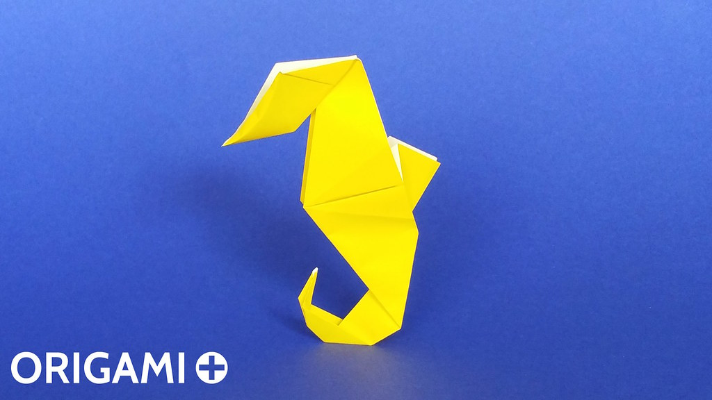 the worlds best photos of origami and seahorse flickr