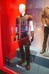 Marvel Harajuku Popup Store: Hawkeye's Costume in Civil War (Dick Thomas Johnson) Tags: fashion japan tokyo costume outfit shibuya civilwar harajuku   hawkeye wardrobe  marvel captainamerica avengers   hottoys jeremyrenner  clintbarton   toysapiens   captainamericacivilwar  marvel    marvelharajukupopupstore