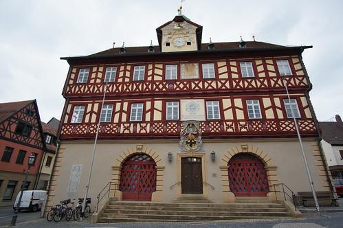 Rathaus, Bad Staffelstein