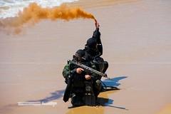 Dia da Marinha 2016 (P.J.V Martins Photography) Tags: portugal marine war gun lisboa lisbon rifle navy maritime flare oeiras marines machinegun marinha portuguesa fuzileiros fuzileiro