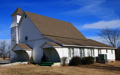 Vaughn Persbyterian Church (est 1889) - West of rogers, Arkansas (Benton County) (danjdavis) Tags: church arkansas countrychurch presbyterianchurch bentoncounty ruralchurch vaughnpresbyterianchurch