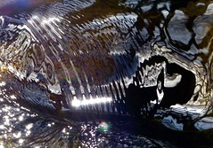 liquid light show (Edinburgh Nette) Tags: light colour water reflections stones patterns waterfalls rivers gorge abstracts