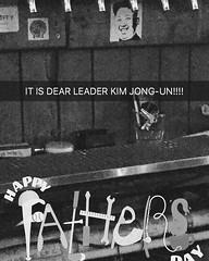 home is where you emigrate back to on January 21st (anokarina) Tags: bw holiday blackwhite fathersday northkorea dearleader nk pyongyang dprk   chosnminjujuiinminkonghwaguk  kimjongun instagram aegukka snapchat appleiphone6 pyongyangsi kangsngdaeguk