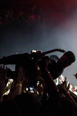 Foals 09 (greeblehaus) Tags: music concert denver concertphotography ogden foals ogdentheatre