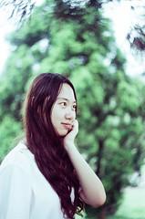 .. (Mr.Sai) Tags: portrait film girl analog silver fuji minolta taiwan taipei f2 58mm  44 reala helios  x700  500d cinefilm m39  8592   ecn2