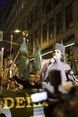 Protesting The Circassian Genocide (hehheh78) Tags: russia circassian genocide protest politicalrally politics turkey istanbul