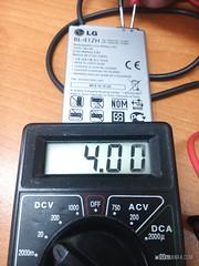 Voltaje correcto (LinuxmanR4) Tags: cable celular batera cargador