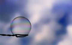 In the clouds (Yasmine Hens) Tags: blue sky clouds lumix europa flickr belgium ngc olympus panasonic ciel bubble nuages bulle namur hens yasmine wallonie world100f iamflickr flickrunitedaward panasonicdmcgx8 hensyasmine