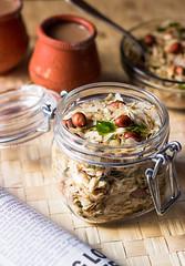 Kolkata style Rice Flakes (Poha) Fry/Kolkata style Chinre Bhaja (Chandrima Sarkar) Tags: snacks poha teatime bengali foodphotography foodstyling