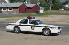 Wicomico County Sheriffs Office (LeafsHockeyFan) Tags: police policecar ford crownvictoria sheriff sheriffsoffice wcso wicomicocounty maryland