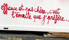 IMG_20160411_214230_467 (Cocomilie) Tags: wall graffiti anarchism nantes manifestation loitravail