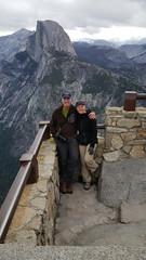 Half Dome in Yosemite NP