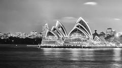 Glittering Sydney Opera House