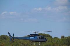 Helibras AS 350 Esquilo PR-DMF (Aeroporto de Montes Claros / Montes Claros Airport) Tags: helicopter 350 esquilo helicoptero helibras as prdmf