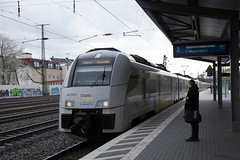 Siemens DESIRO TDR-Baureihe 460 (Vitalis Fotopage) Tags: west train deutschland br main eisenbahn zug kln line trans ml et nordrheinwestfalen tr regio 460 tdr veolia transdev mittelrheinbahn sienens
