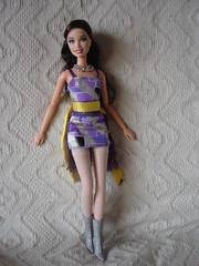 Fashion Fever Raquelle (wildathoney) Tags: fashion dress graphic barbie lea kayla fever raquelle