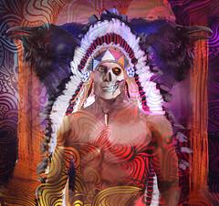 Shamans Wisdom. The gate of Eternity. By Amaralis Art Group (amaralisgroup) Tags: barcelona chicago newyork berlin london beautiful mexico tokyo losangeles dubai shanghai miami moscow bangkok magic jakarta seoul bombay magicmushrooms supernatural carloscastaneda amaralis amaralisart