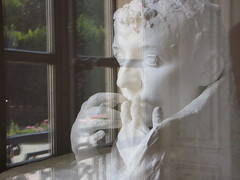 (Catherine...) Tags: sculpture paris reflection garden jardin reflet pensive muserodin rodin couleur camilleclaudel songeuse rveuse