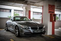 BMW Z4 (sahejm7) Tags: car canon rebel is singapore bmw motor stm z4 18135 700d t5i