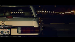 Still of the Night (Vicky.Yang) Tags: cinematicphotography colorgrading colorgrade light shadow flyonthewall car